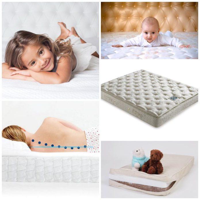 Как выбирать матрас ребенку