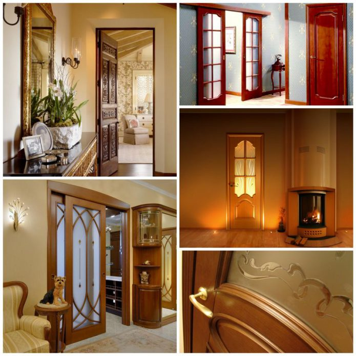 Как выбрать межкомнатные двери в свою квартиру