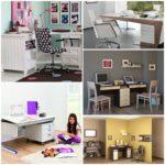 Как выбрать письменный стол для небольшой комнаты