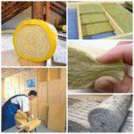 Сравнение разновидностей минеральной ваты, применяемых в строительстве жилых домов