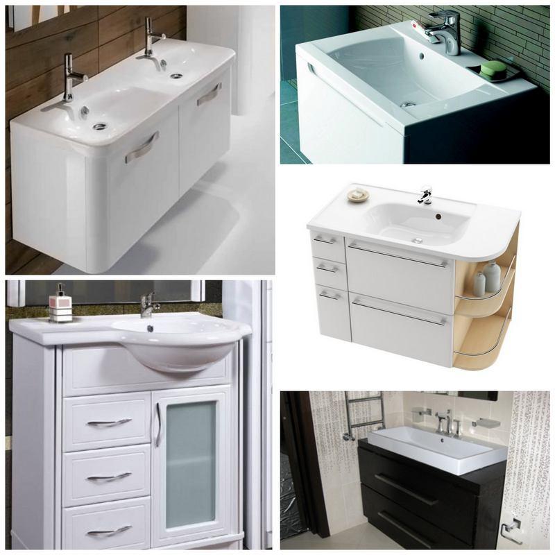 Тумба под умывальник: основные характеристики элемента в ванной