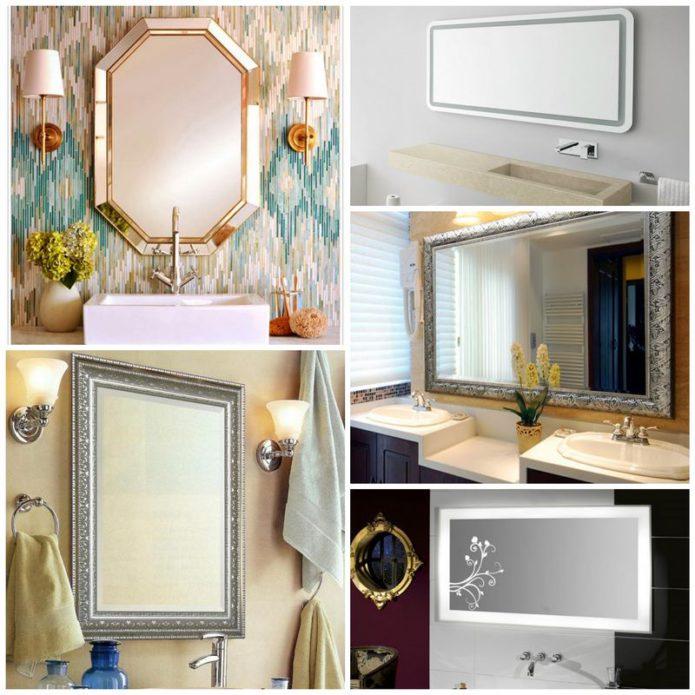 Зеркало в ванную - просто функциональная вещь или что-то большее?