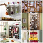 Где хранить вещи и продукты в квартире