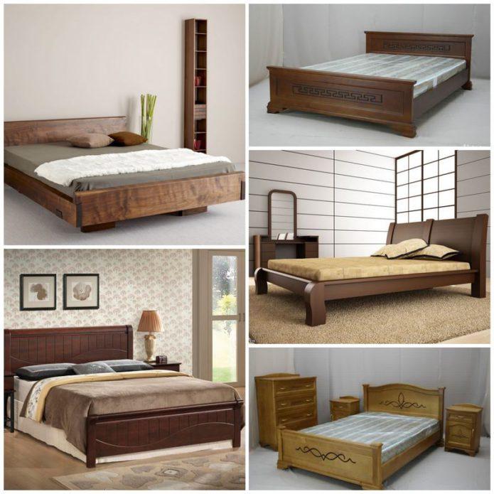 Кровати из массива древесины – гарантия полноценного отдыха и самочувствия