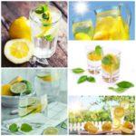 Почему полезно пить воду с лимоном