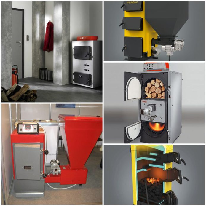 Система отопления дома: котлы пиролизные и твердотоплевные с бункером