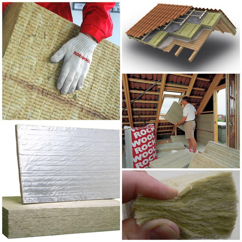 Теплоизоляционные материалы и их характеристики