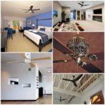 Удобство использования дистанционного управления потолочных вентиляторов