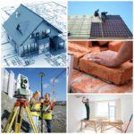 Строительство жилого дома: как построить дом и счастливо в него заселиться