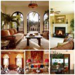 Дизайн интерьера в колониальном стиле