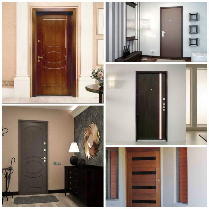Надежная входная дверь - залог сохранности имущества