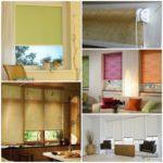 Рулонные шторы – оригинальное и экономичное решение в оформлении окон
