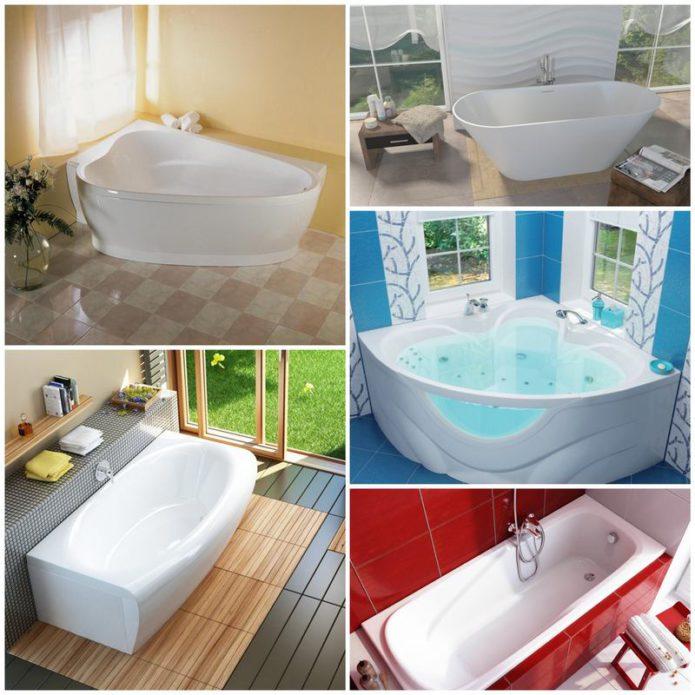 Ванну какой формы лучше купить?