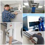 Где заказывать монтаж системы кондиционирования воздуха?