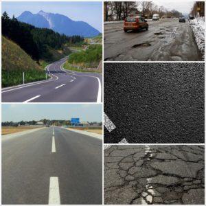 Воздействие воды на покрытие автомобильных дорог