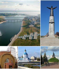 Чебоксары – красивый город и столица Чувашии