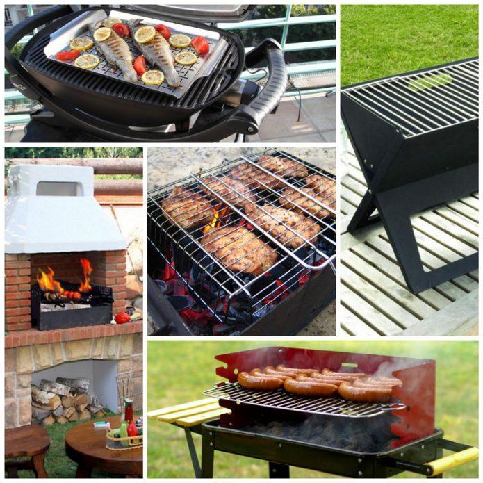Печь-барбекю или готовим под открытым небом