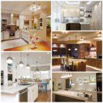 Освещение для кухни — основные моменты
