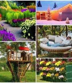 Ландшафтный дизайн — выбери свою сказку сам