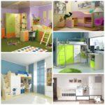 О безопасности детской мебели
