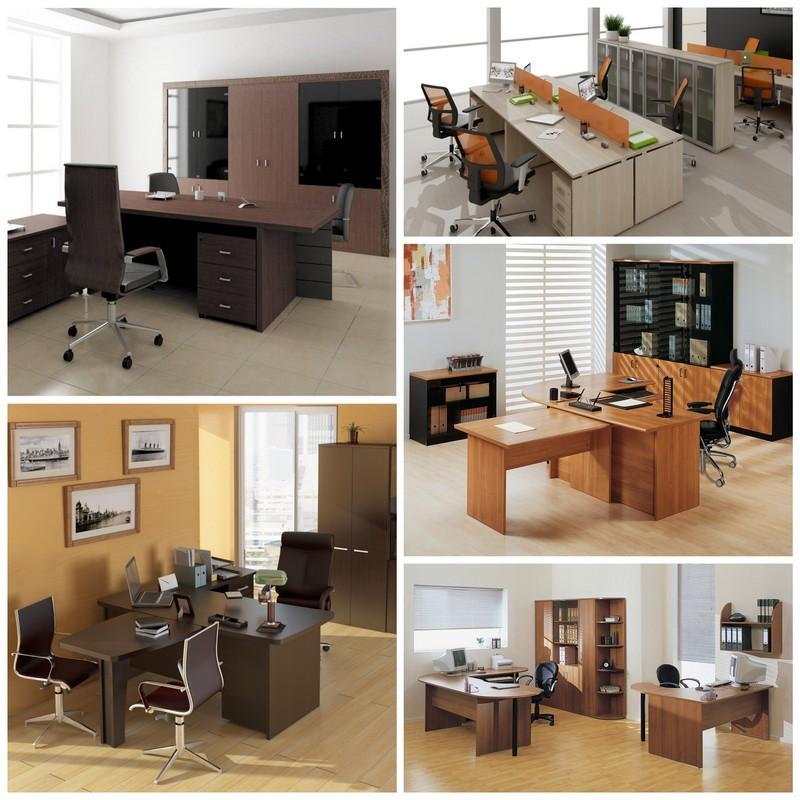 Принципы выбора офисной мебели