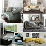 Преимущество кожаных диванов в интерьере дома
