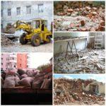 Вывоз строительных отходов — качественно и быстро