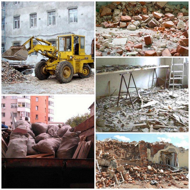Вывоз строительных отходов - качественно и быстро