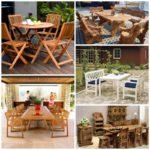 Деревянная мебель – классика всегда в моде