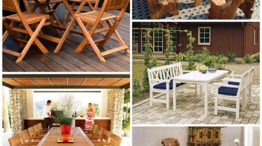 Деревянная мебель — классика всегда в моде