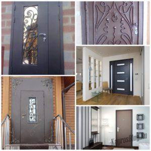 Металлические двери - их плюсы и минусы