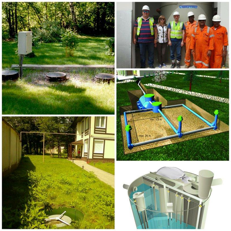 Основные способы очистки сточных вод 1