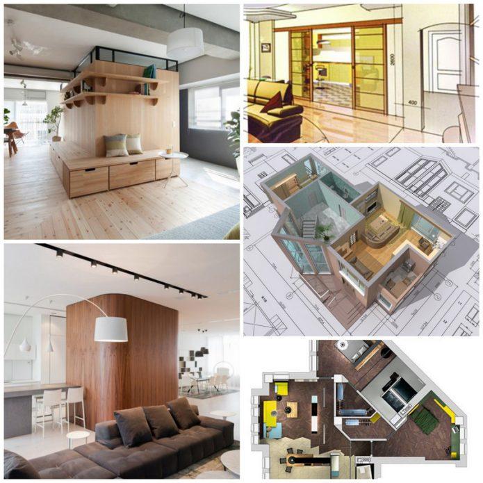 Создание дизайн-проекта квартиры – начальный этап ремонта