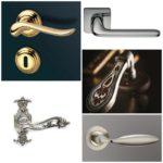 Важность и виды фурнитуры для дверей