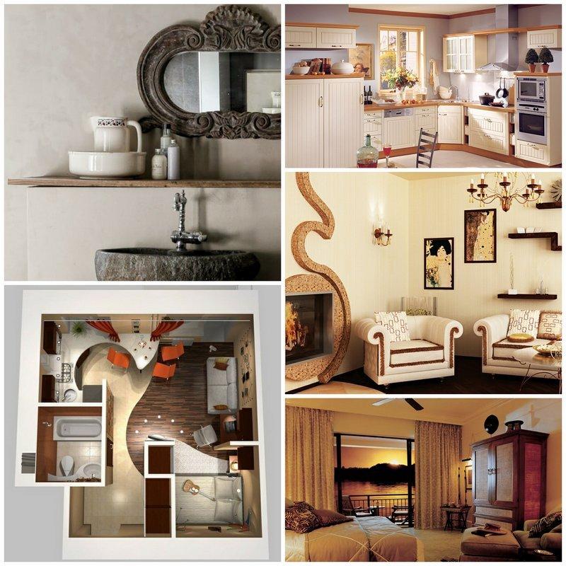 Профессиональный дизайн квартир для истинных ценителей комфорта