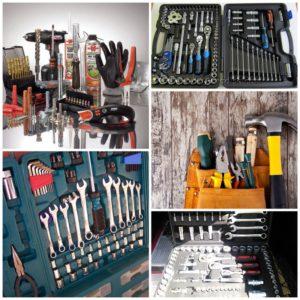Как выбрать набор инструментов в машину