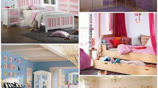 Выбираем мебель для девичьей комнаты