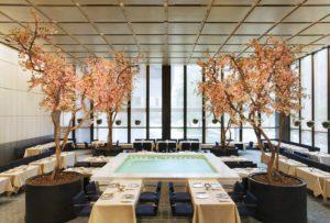 Дизайн клуба ресторана «Четыре сезона»