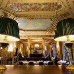 Современный дизайн ресторана L'Opera