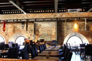Турецкий ресторан Maiden's Tower
