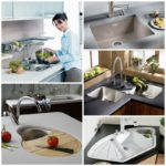 Где правильно разместить мойку на кухне
