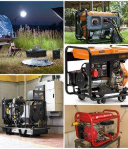 Выбираем правильный дизельный генератор электричества