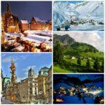 Отдых в Австрии – незабываемые зимние приключения
