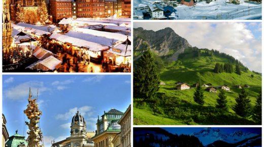 Отдых в Австрии — незабываемые зимние приключения