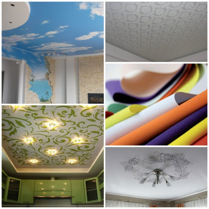 Тканевые натяжные потолки - современные технологии строительства