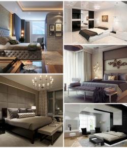 Как создать интерьер спальни в современном стиле?
