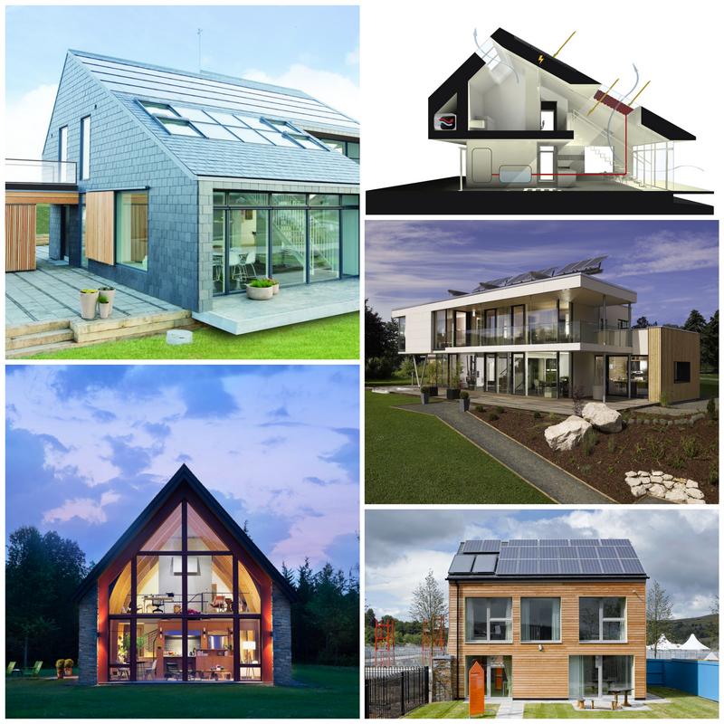 Пассивный дом -  принцип и особенности его строения