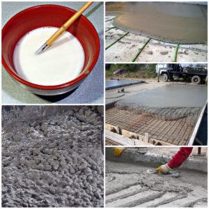 Пластификатор для бетона - разновидности, сфера применения химических добавок