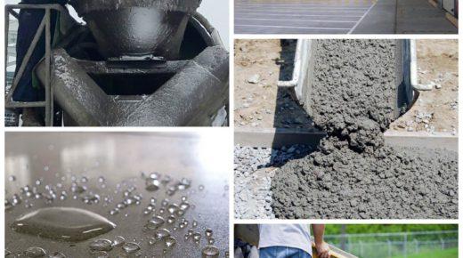 Добавки для бетона – повышение характеристик прочности