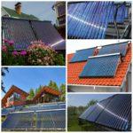 Солнечные коллекторы для дома — особенности выбора и монтажа